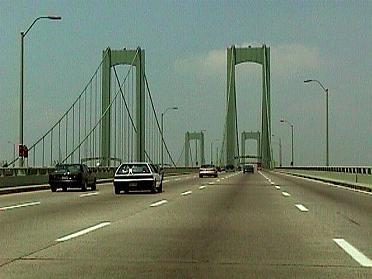 Delaware Memorial Bridge (I-295 and US 40)