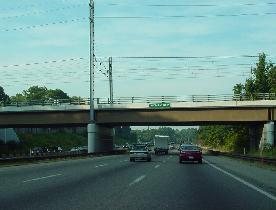 Mid County Expressway Blue Route I 476
